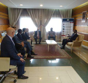 Les entreprises françaises se mobilisent contre le coronavirus au Gabon 1