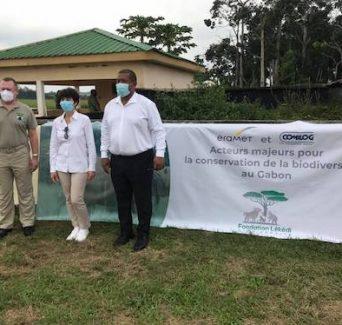 Groupe ERAMET /Comilog : Inauguration de la fondation Lékédi Biodiversité